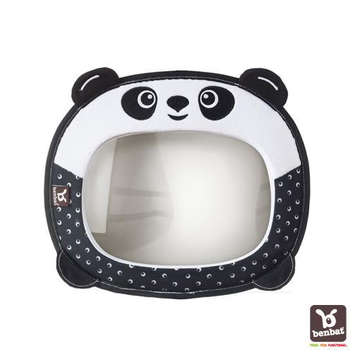 【愛吾兒】Benbat 後視鏡-熊貓