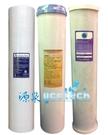 台製20英吋大胖水塔過濾淨水器PP濾心+食品級NSF認證樹脂濾心+活性碳濾心