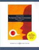 二手書博民逛書店 《Dynamics of Mass Communication: Media in Transition》 R2Y ISBN:0071221468