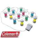【Coleman 美國 3164 LED串燈】CM-3164JM000/LED燈/串燈/裝飾燈/露營燈/電子燈