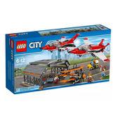 【LEGO 樂高積木】 City城市系列- 機場航空表演 LT-60103