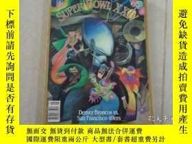 二手書博民逛書店SUPER罕見BOWL XXIVY20470