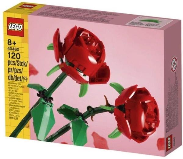 LEGO 樂高 標誌性愛科技系列 玫瑰 40460