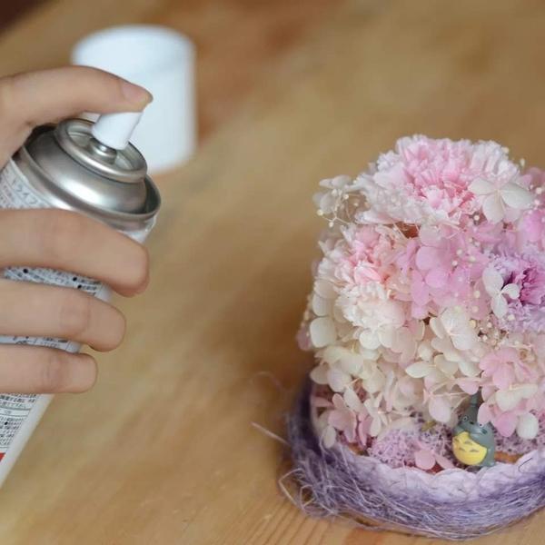 日本原裝進口,永生花專用保護劑220ML瓶裝