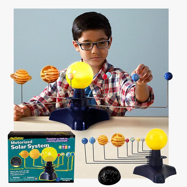 太陽系運轉儀II代 LR學習資源兒童幼兒教具玩具道具遊戲訓練科學太空觀察宇宙學習探索