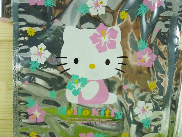 【震撼精品百貨】Hello Kitty 寶特瓶套-扶桑花圖案【共1款】