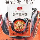 韓國 DONGWON 辣雞肉湯 即時鍋料理包 500g【櫻桃飾品】【27995】