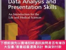 二手書博民逛書店預訂Data罕見Analysis And Presentation Skills - An Introductio