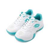 LOTTO SPACE 600 網球鞋 白 LT9AWT1085 女鞋 鞋全家福