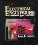 二手書博民逛書店 《Electrical Engineering: Principles and Applications》 R2Y ISBN:0023493313
