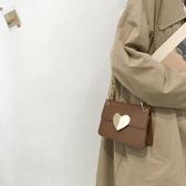 小方包上新質感小包包女新款時尚錬條小方包高級感洋氣側背斜背包 特惠上市