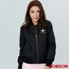 BOBSON 女款鋪棉棒球外套(38103-88 )