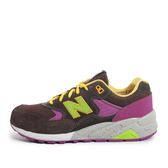 New Balance MRT580BD D [MRT580BD] 男鞋 休閒 經典 運動 棕 紫 總統
