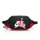 NIKE JORDAN 腰包 休閒包 喬丹 NIKExJORDAN 聯名款 JD2033013AD 黑紅