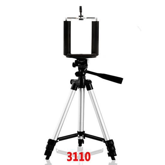 三腳架 便攜式三腳架 3110 數位 照相機 卡片機 支架 DV三角架 手機自拍架 攜帶 【P463】MY COLOR