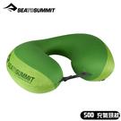 【Sea to Summit 澳洲 50D 充氣頸枕《萊姆綠》】STSAPILPREMYHA/護頸枕/便攜式旅行枕/飛機枕