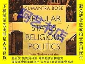 二手書博民逛書店Secular罕見States, Religious Polit