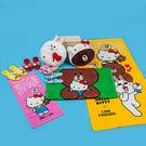 毛巾 / 生活雜貨【KittyxLINE-毛巾33X76公分-三款可選】熊大兔兔KITTY夢幻毛巾,戀家小舖