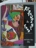 【書寶二手書T2/廣告_ZFV】Restaurant & food graphics_Judi Radice H