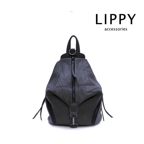 LIPPY Angelina MINI 安潔莉娜小-軍綠 Backpack 後背包