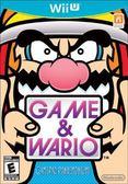 WiiU Game & Wario 遊戲與壞利歐(美版代購)