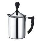 金時代書香咖啡 TIAMO 雙層奶泡杯 200ml 通過SGS檢測 HA1612