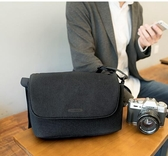 單肩單眼休閒相機包佳能尼康戶外斜挎攝影包