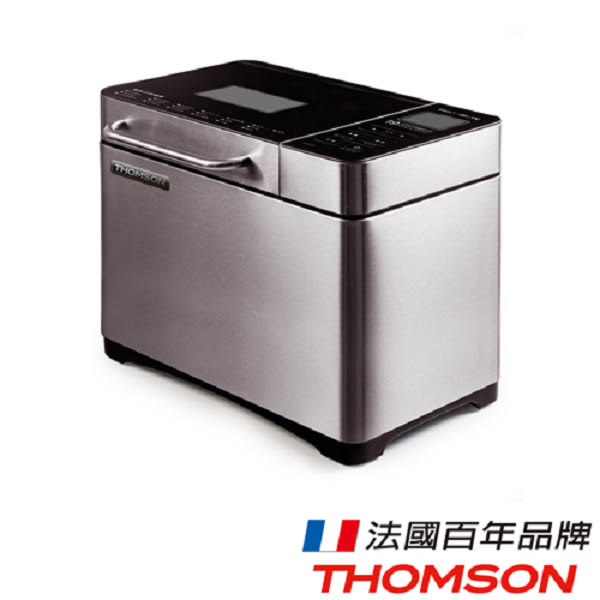 THOMSON湯姆盛 全自動投料製麵包機 SA-B01M 【福利品】