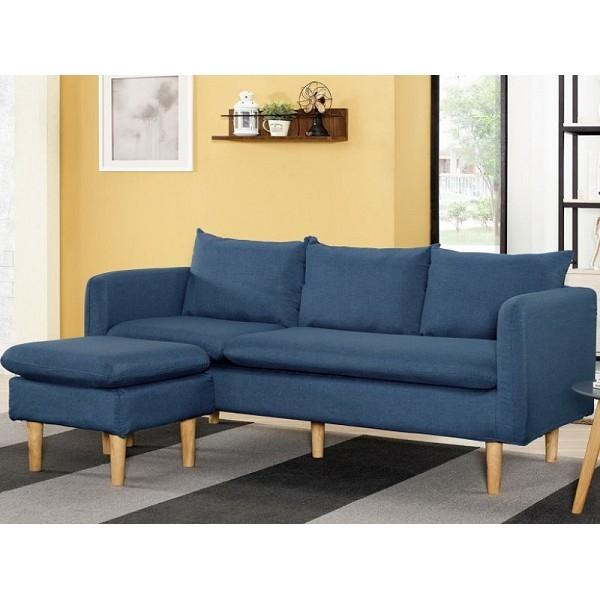 沙發 L型布沙發 MK-198-2 泰雷莎L型沙發全組 (可左右擺放) 【大眾家居舘】