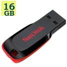 SanDisk 16GB 16G Cruzer Blade【CZ50】CZ 50 SDCZ50 SDCZ50-016G USB 2.0 原廠包裝 隨身碟