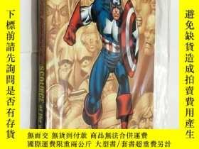 二手書博民逛書店Marvel罕見Captain America Scourge of the Underworld 漫威美國隊長黑