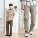 簡約舒適素面休閒褲2色
