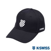 K-SWISS Baseball Caps運動棒球帽-黑