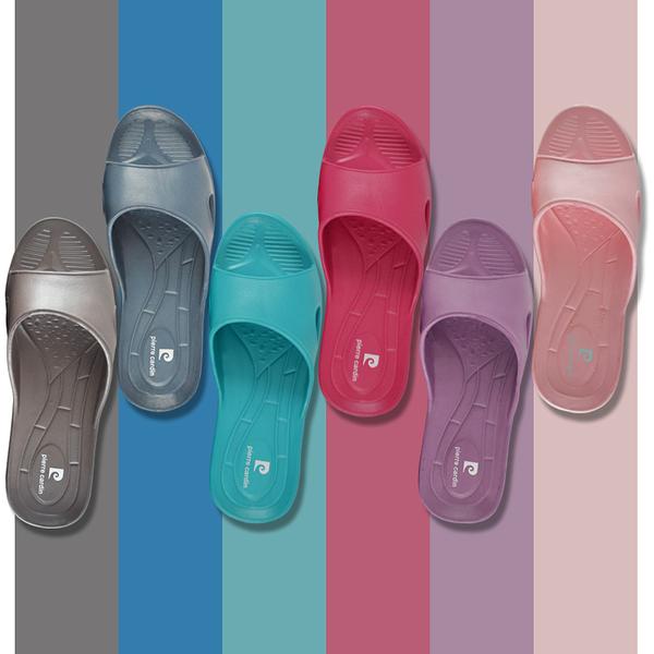 皮爾卡登二代環保拖鞋 EVA環保材質 浴室拖鞋 一體成型 SGS檢驗合格 原廠正品 防滑吸震 拖鞋 防水