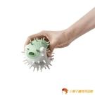 狗玩具河豚玩具球狗狗耐咬發聲玩具中型犬訓練玩具軟膠耐咬【小獅子】