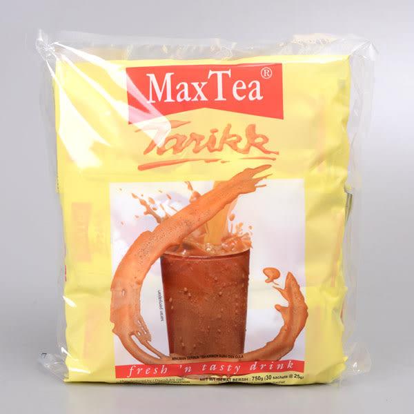 【印尼】MaxTea 美詩印尼奶茶 750g 30包入