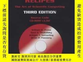 二手書博民逛書店Numerical罕見Recipes Source Code Cd-rom 3rd EditionY25626