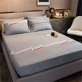 單件床笠床罩全棉防滑固定加厚純棉床墊套兒童1.5米1.8米1.2樂淘淘