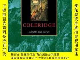 二手書博民逛書店The罕見Cambridge Companion To ColeridgeY255562 Ed. Lucy N