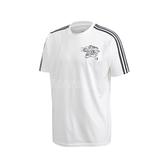 adidas T恤 Juventus CNY Tee 白 黑 男款 短T 運動休閒 【ACS】 FI4885