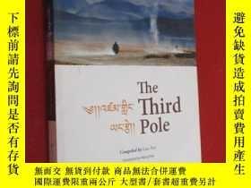 二手書博民逛書店the罕見third pole 第三極 共265頁Y15969