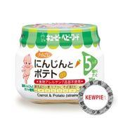日本KEWPIE A-12 胡蘿蔔馬鈴薯泥-70g[衛立兒生活館]