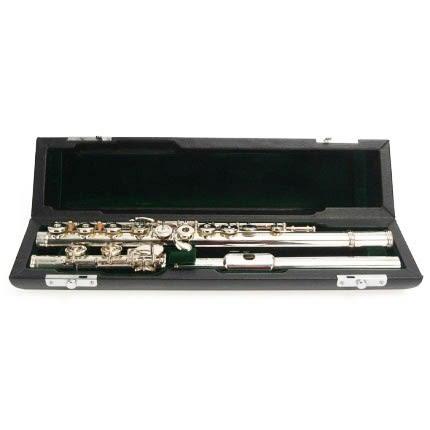 【金聲樂器】JUPITER JFL-911RES 長笛 進階款 開孔+E鍵 925純銀吹口