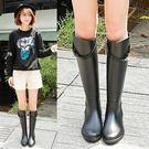 雙12好貨-時尚雨靴長筒水鞋女士雨鞋膠鞋