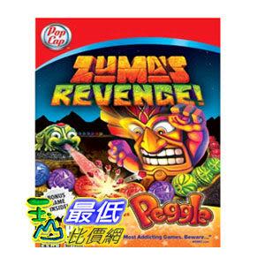 [104美國直購] Zuma s Revenge with Peggle Bonus - PC