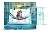 寵物用品貓墊貓咪鐵籠吊床貓窩貓床貓咪床倉鼠龍貓鬆鼠床墊貓玩具