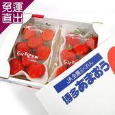 鮮果日誌 日本進口空運草莓2入裝【免運直出】