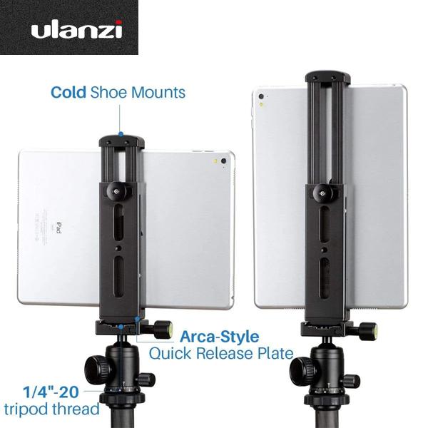 EGE 一番購】Ulanzi【U-Pad Pro】鋁合金平板支架 含標準冷靴可適用1/4 Arca底座【公司貨】