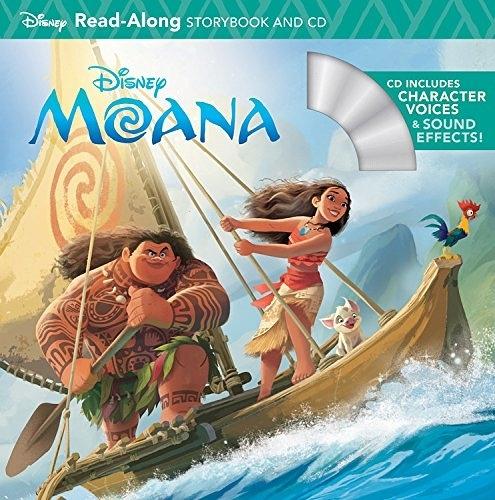 【麥克書店】MOANA(海洋奇緣) /聽迪士尼說故事