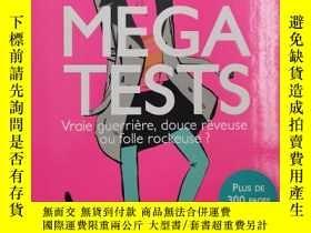 二手書博民逛書店MEGA罕見TESTS (French)Y19139 Marie Clerc FLEURUS ISBN:978